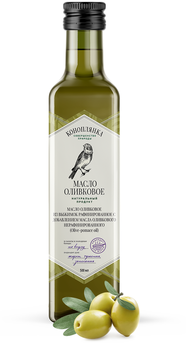 Refined olive oil 500 ml