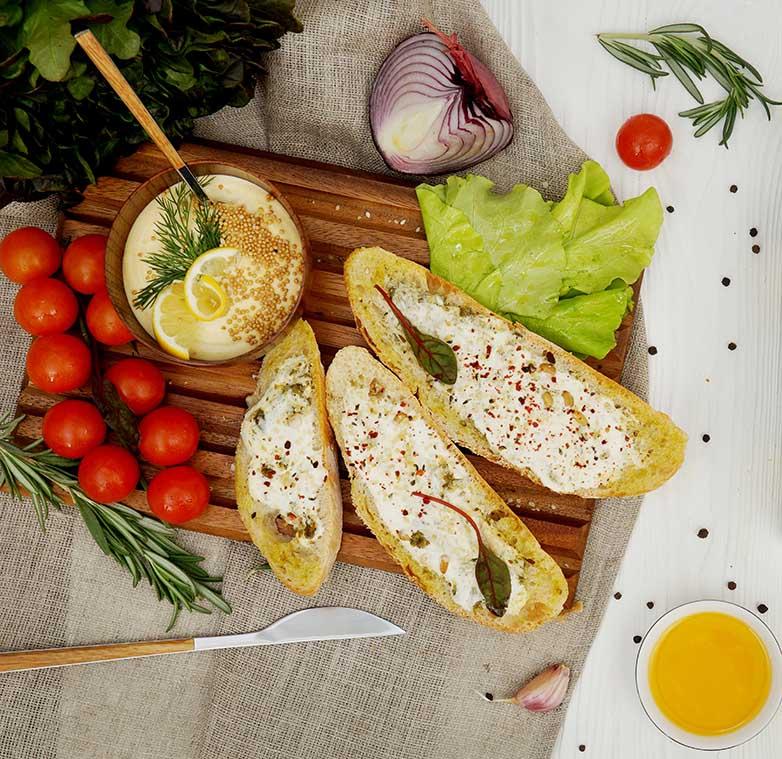 Восточная паста-соус для бутербродов
